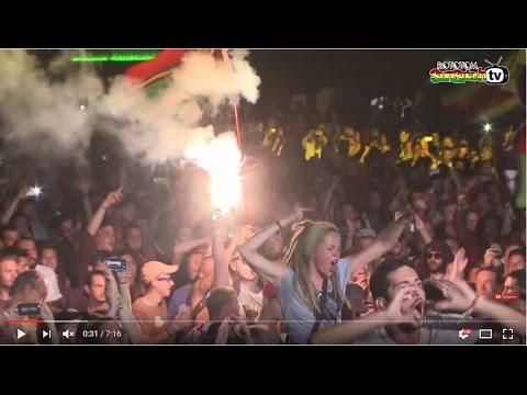 Yaniss Odua & Artikal Band - Rouge Jaune Vert @ Rototom Sunsplash 2016 [8/20/2016]
