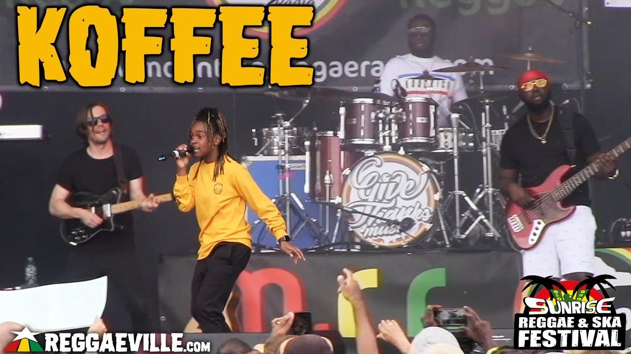 Koffee - Raggamuffin @ Sunrise Reggae & Ska Festival 2019 [7/14/2019]