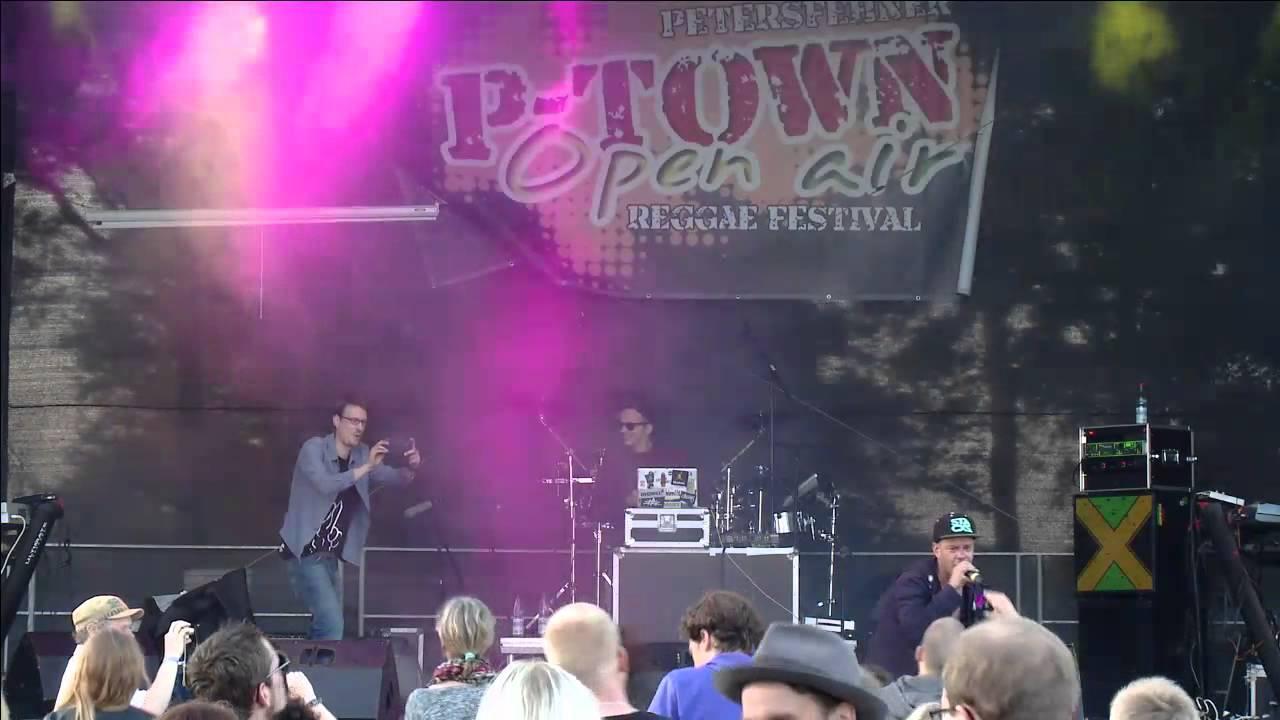 Ronny Trettmann @ P-Town Open Air 2014 [6/14/2014]