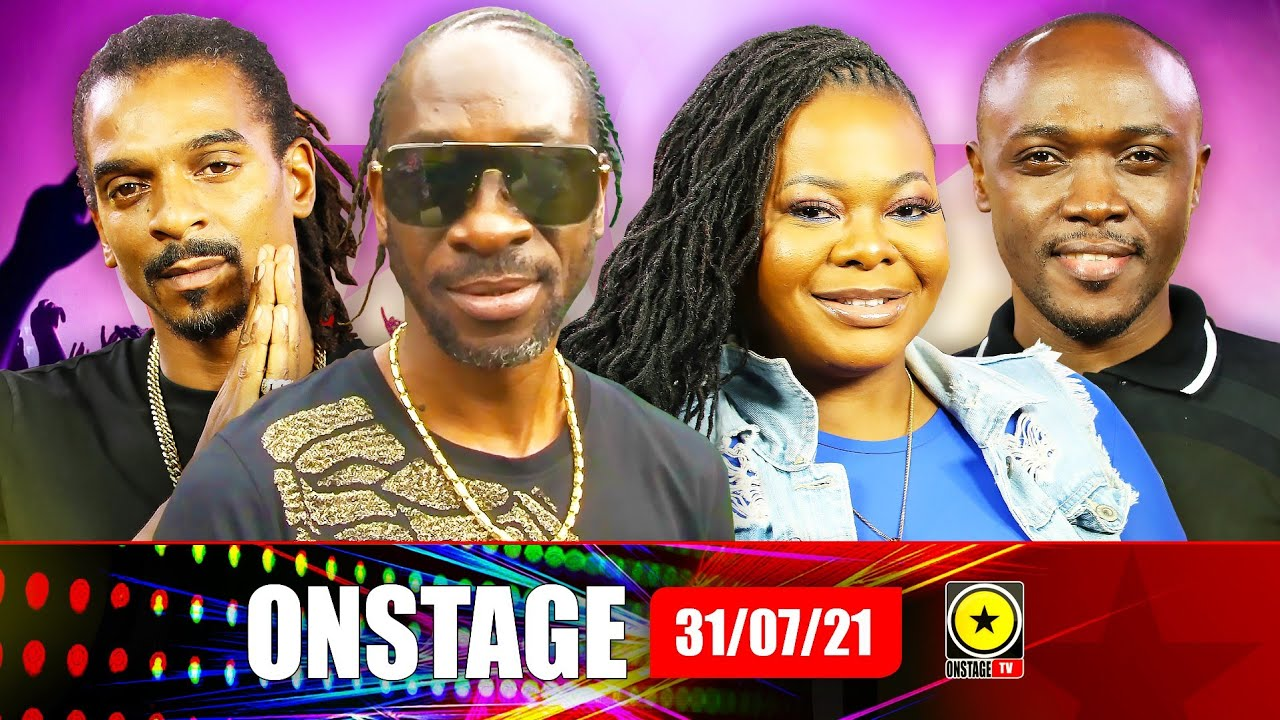 Stacious, Bounty Killer, Kevin's Big Song, Deca and more (OnStage TV) [7/31/2021]