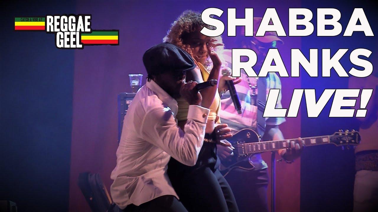 Shabba Ranks @ Reggae Geel 2018 (Full Show) [8/3/2018]
