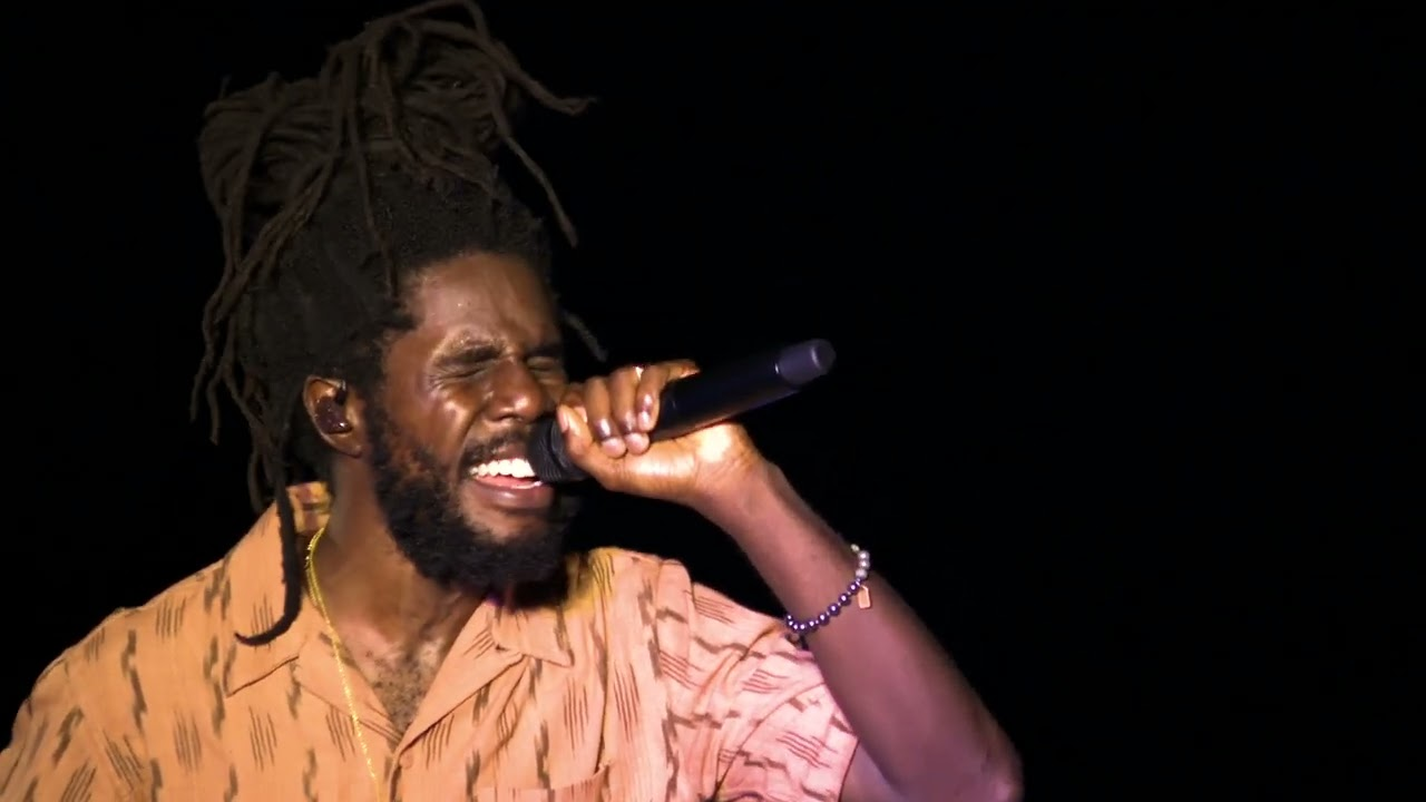 Chronixx - Cool As The Breeze / Friday (Livestream from Jamaica) [4/9/2021]