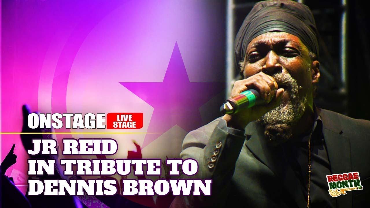 Junior Reid @ Tribute To Dennis Brown 2020 (OnStage TV) [2/23/2020]