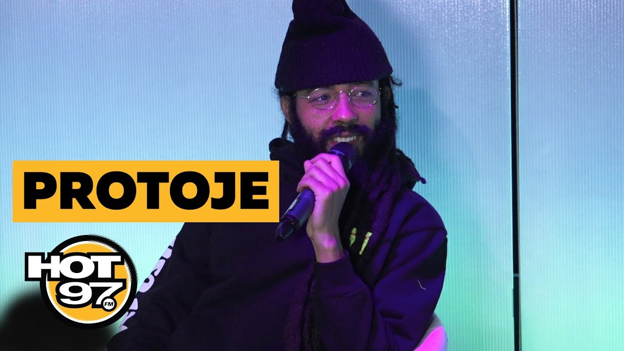 Protoje Talks New Music & Challenges He's Had to Overcome @ HOT 97 [5/6/2019]