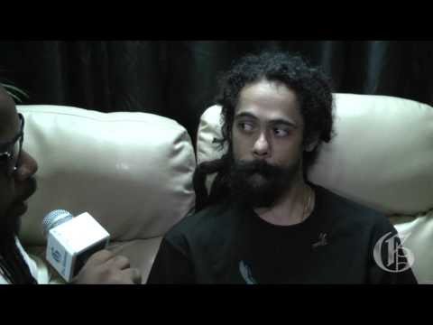 Interviews: Damian Marley, Protoje & Johnny Gourzong @ Reggae Sumfest [7/21/2012]