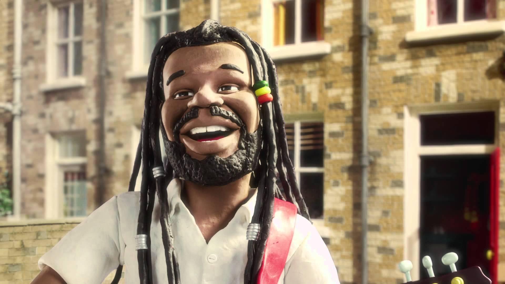 Levi Roots - Reggae Reggae Sauce (TV Ad) [4/16/2012]