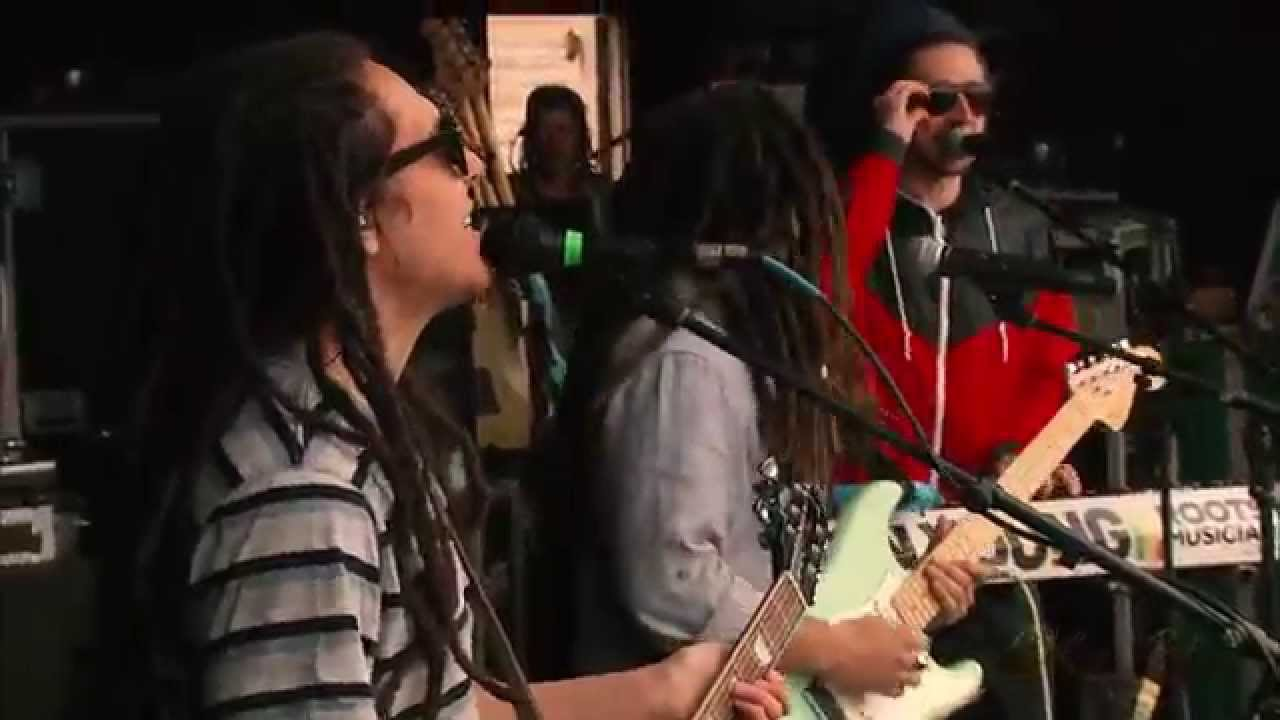 Tribal Seeds @ California Roots Festival 2015 (Full Show) [5/24/2015]