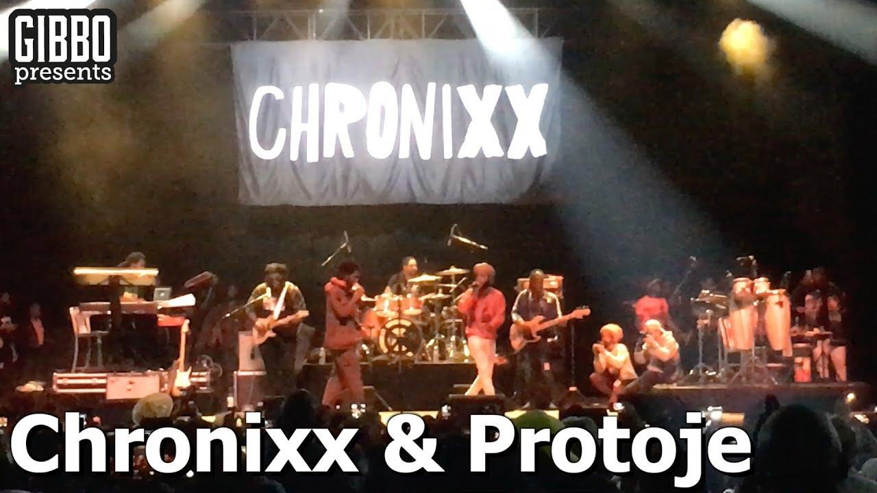 Protoje feat. Chronixx - No Guarantee in Brooklyn, NY [5/27/2018]