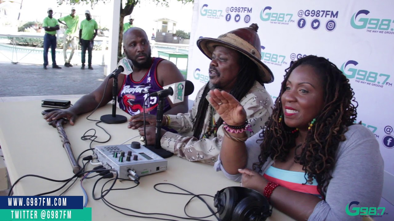 Luciano @ Good Morning from Jamaica (G987FM) [1/25/2020]