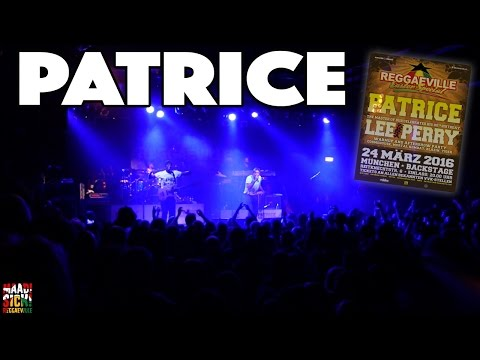 Patrice - Boxes in Munich @ Reggaeville Easter Special 2016 [3/24/2016]