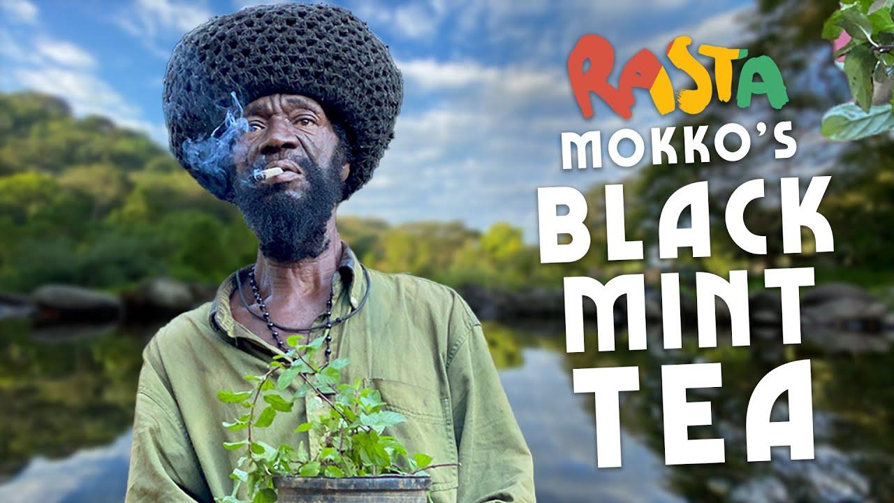 Rasta Mokko's Black Mint Tea & White Wing Birds [8/14/2020]