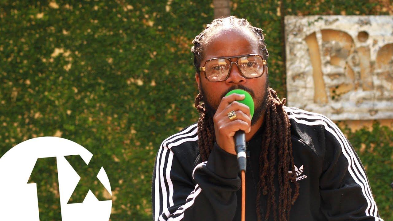 Fyakin - Steamin @ 1Xtra in Jamaica [3/7/2018]