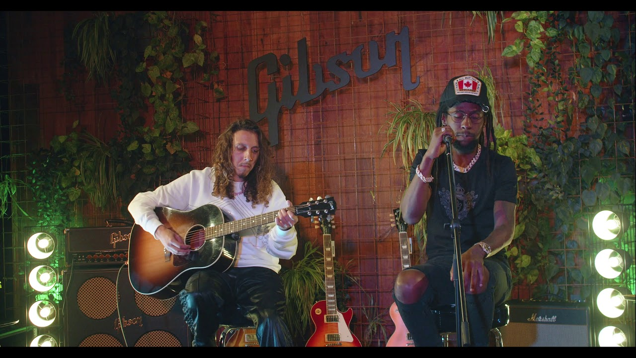 Jah Cure Unplugged in Amsterdam - Brighter Day @ Gibson Room [10/9/2019]
