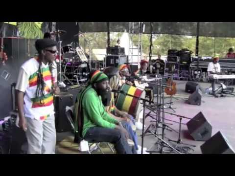 Inna De Yard All-Stars - Live @ Uppsala Reggae Festival [8/8/2009]