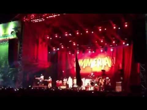 Burning Spear @SummerJam [7/7/2012]