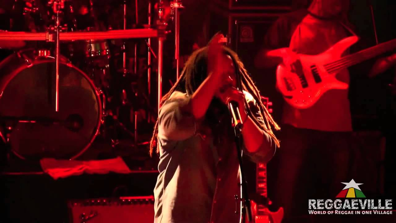 Stephen Marley in Munich, Germany [6/2/2012]