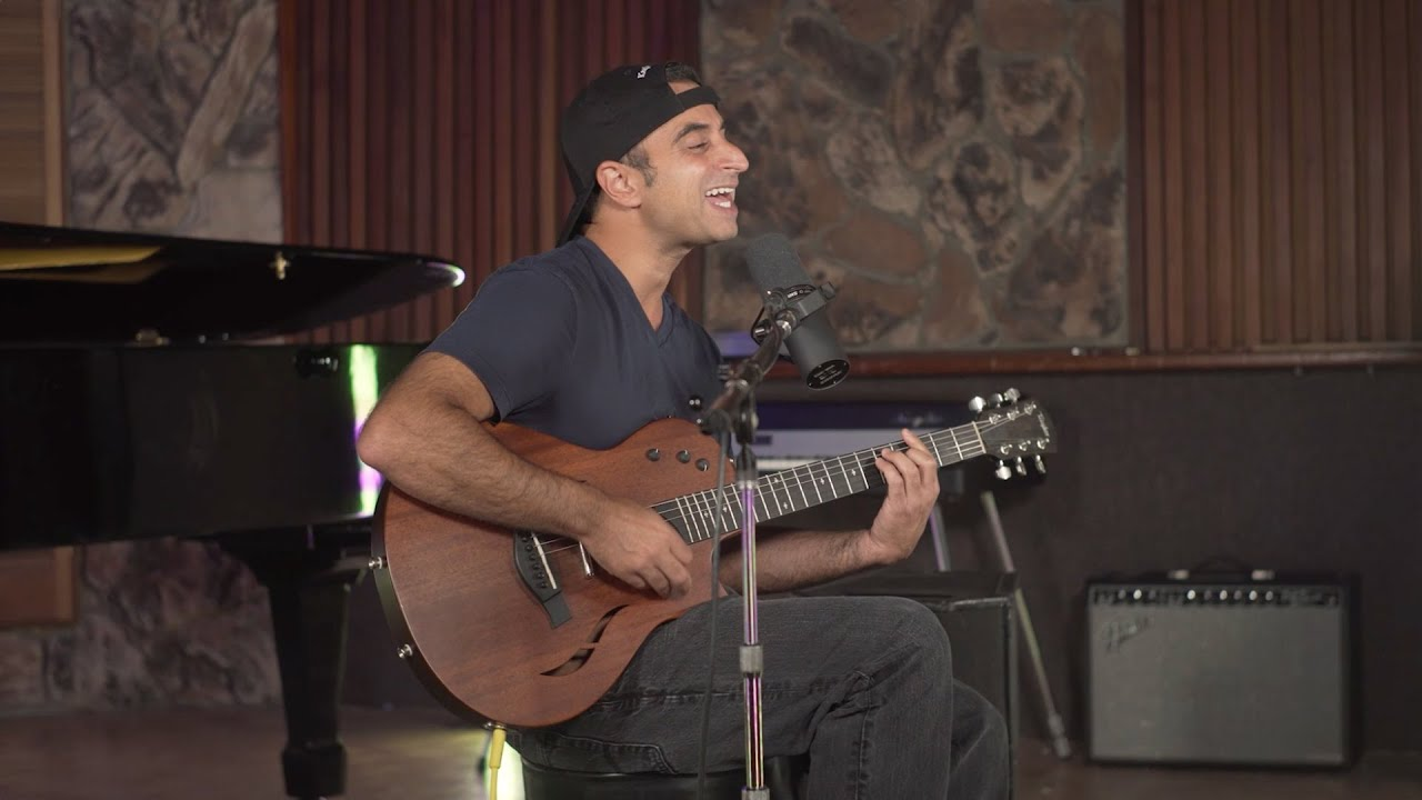 Rebelution - Old School Feeling (Acoustic Session) [7/7/2021]