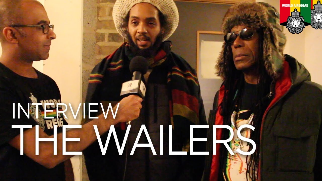 Interview with The Wailers @ World A Reggae [3/6/2018]