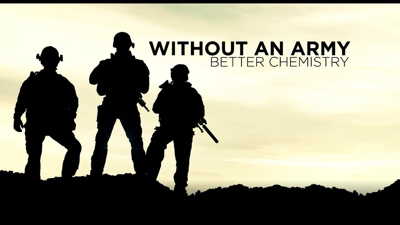 Better Chemistry - Without An Army [10/25/2017]
