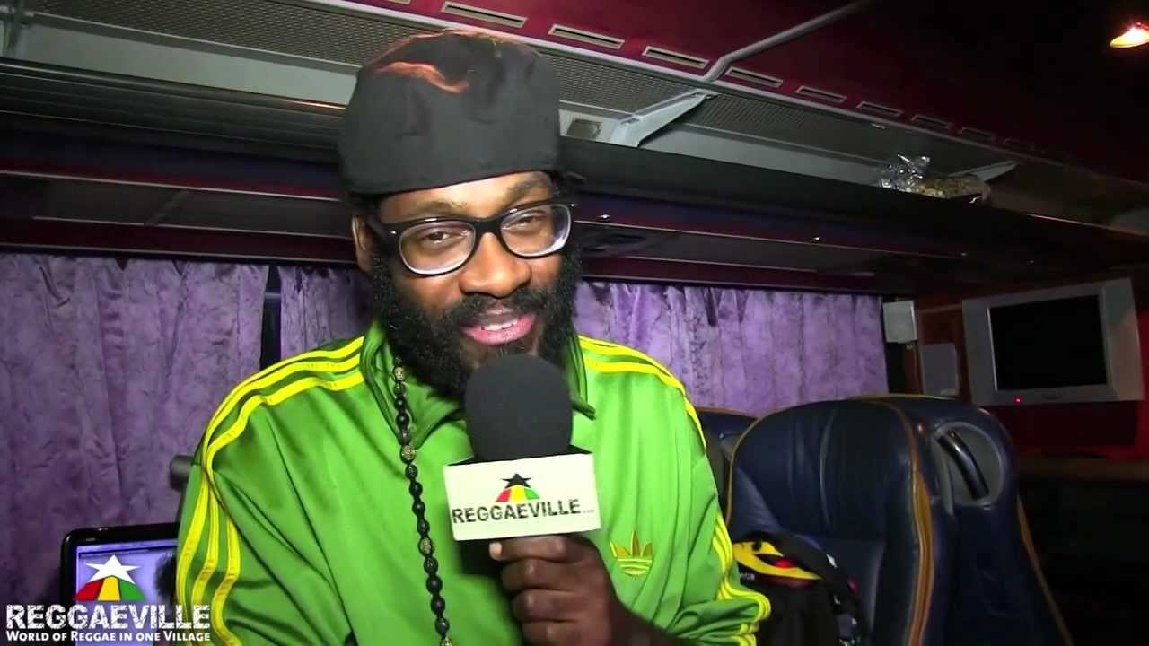 Artist Asks Artist @ Chiemsee Reggae Summer 2012 [8/29/2012]