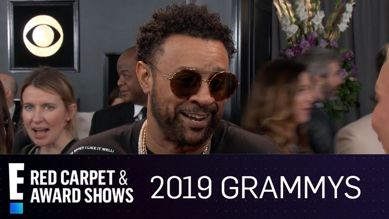 Shaggy Interview by E! Red Carpet & Award Shows @Grammy's 2019 [2/10/2019]