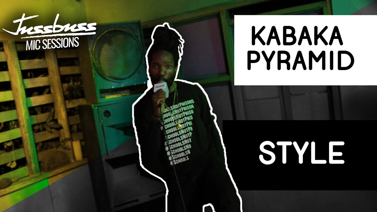 Kabaka Pyramid - Style @ Jussbuss Mic Sessions [6/11/2019]