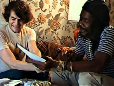 Peter Tosh Interview in Los Angeles by Roger Steffens [1981]