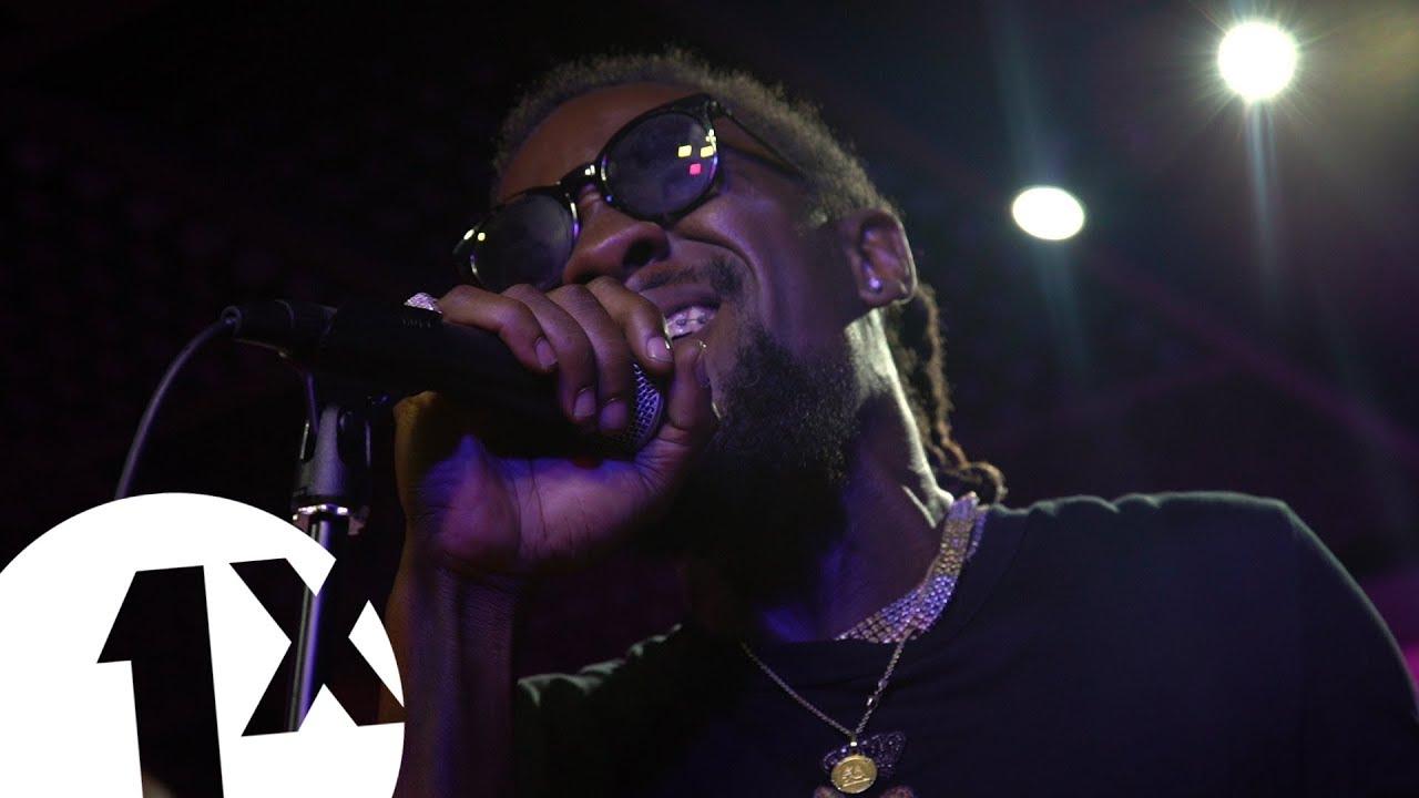 Jah Cure @ BBC 1Xtra in Jamaica [3/14/2019]
