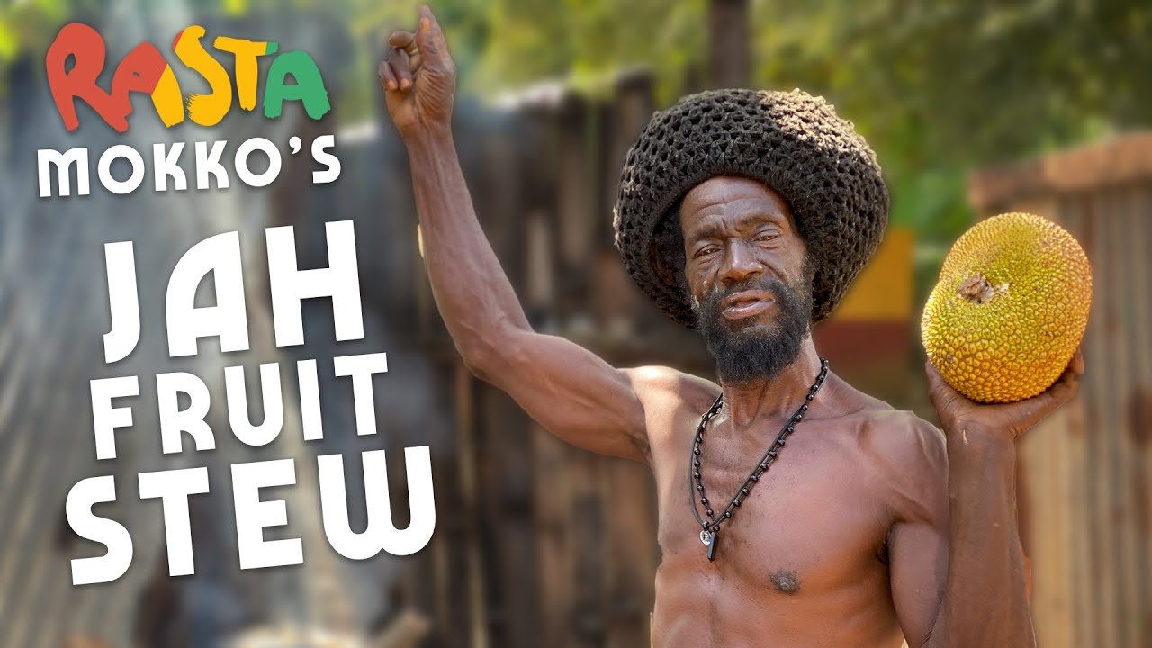 Ras Kitchen - Jah Fruit aka Jack Fruit Stew! Biggest Tree fruit in the World! [9/18/2020]