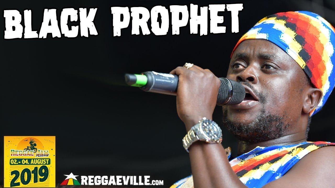 Black Prophet @ Reggae Jam 2019 [8/3/2019]