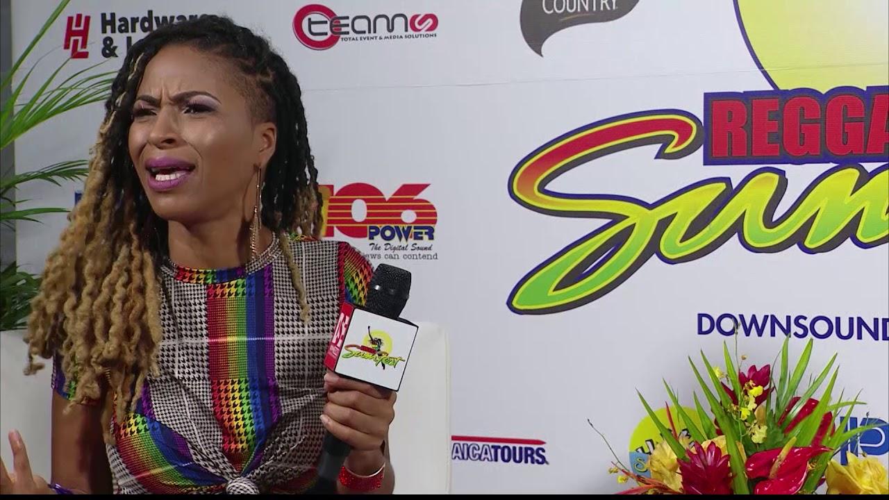 Roger Steffens Interview by Nikki Z @ Reggae Sumfest 2018 [7/31/2018]