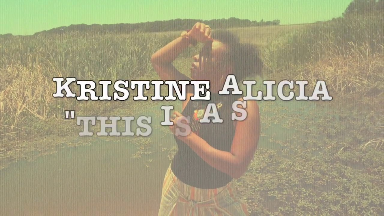Kristine Alicia - This Is A Sign (Lyric Vdeo) [6/29/2020]