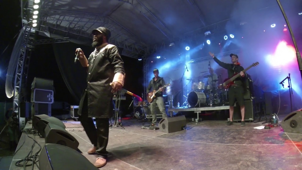 Warrior King - Jah Is Always There @ Reggae Camp 2017 [7/26/2017]