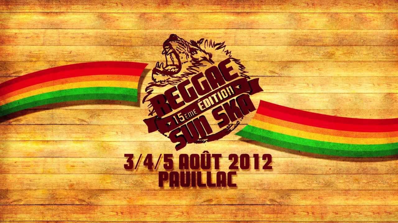Teaser: Reggae Sun Ska Festival 2012 [4/4/2012]