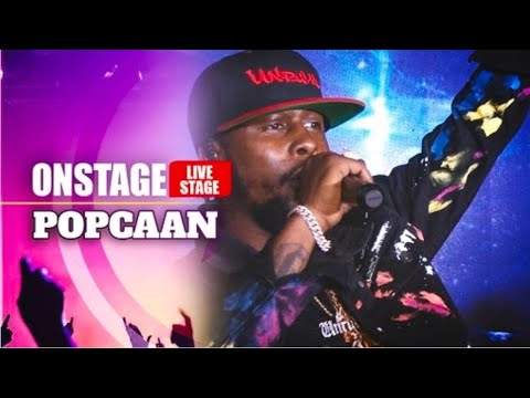 Popcaan & Friends Live At Unruly Fest 2019 Launch in Kingston, Jamaica [10/31/2019]
