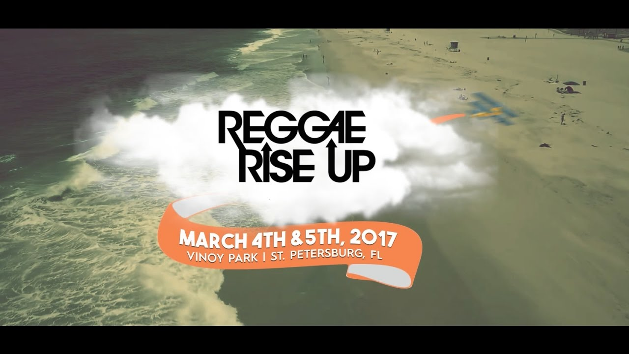 Line-up Announcement - Reggae Rise Up Florida 2017 [12/22/2016]