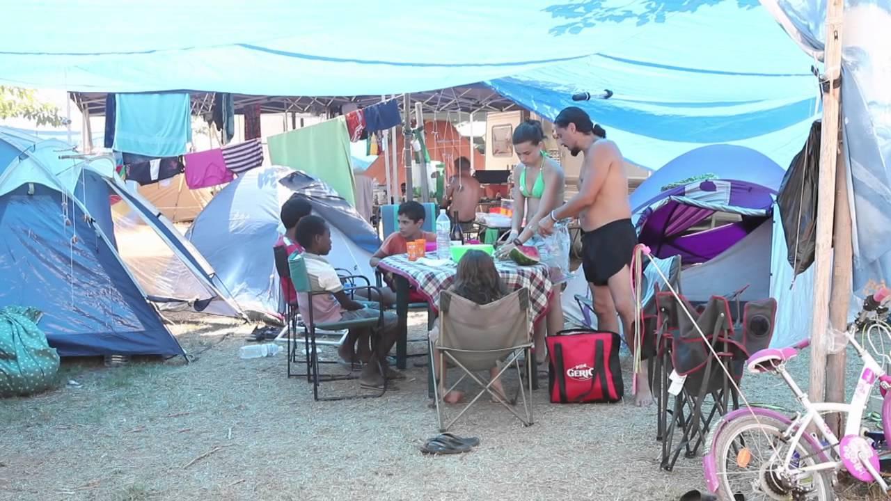 Camping @Rototom Sunsplash [8/19/2012]