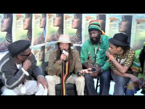 Inna De Yard All-Stars - Reggaeville Jingle [8/8/2009]