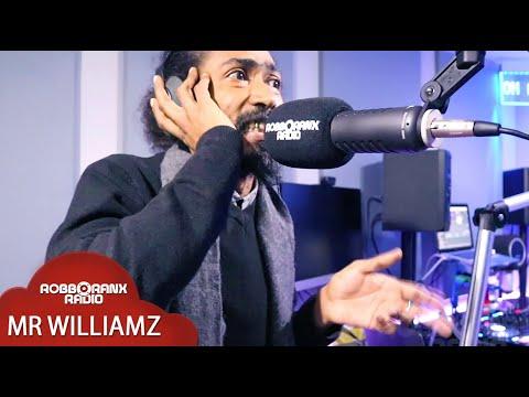 Mr. Williamz Interview @ Robbo Ranx Radio [2/5/2020]