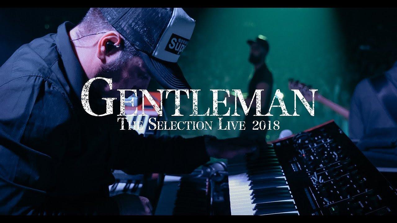 Gentleman Tourblog - The Selection Live in Stuttgart, Germany [11/10/2018]