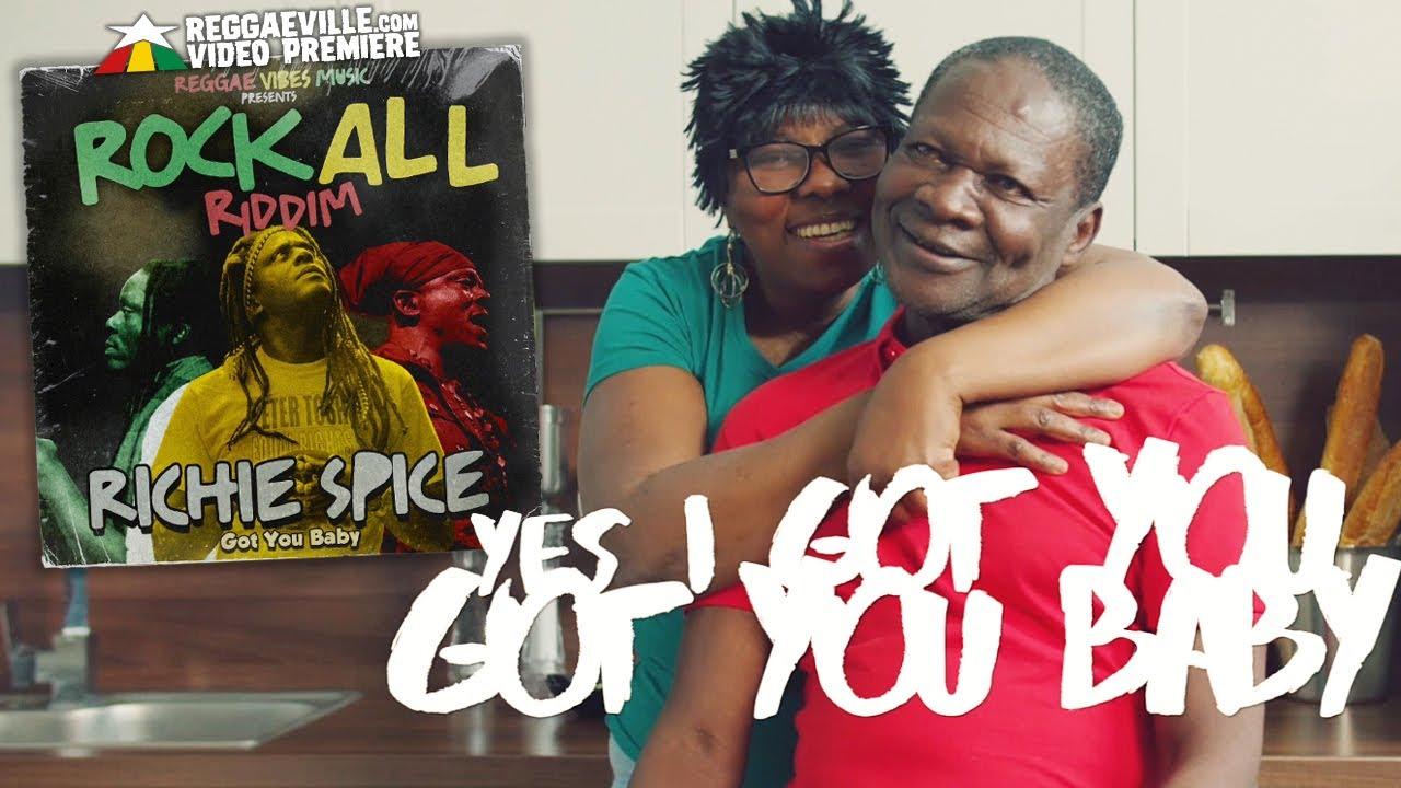 Richie Spice - Got You Baby (Lyric Video) [9/8/2021]