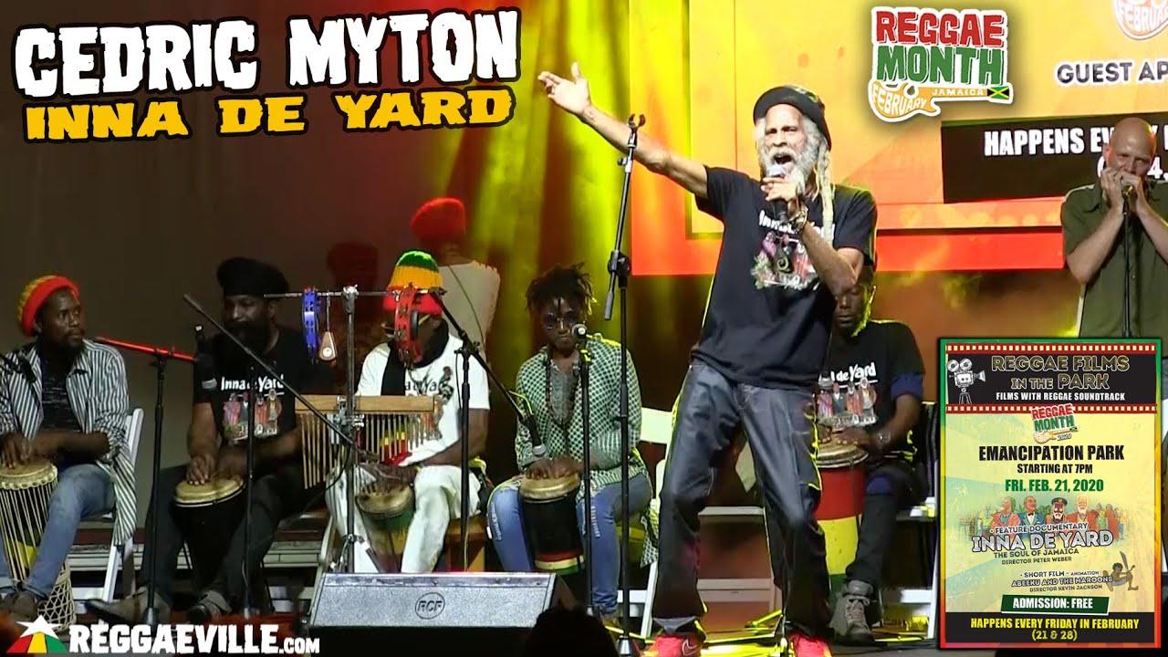 Cedric Myton - Inna De Yard in Kingston, Jamaica @ Emancipation Park [2/21/2020]