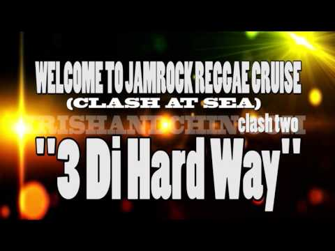 Welcome To Jamrock Reggae Cruise Clash with Mighty Crown, Bass Odyssey & Metro Media [12/8/2015]