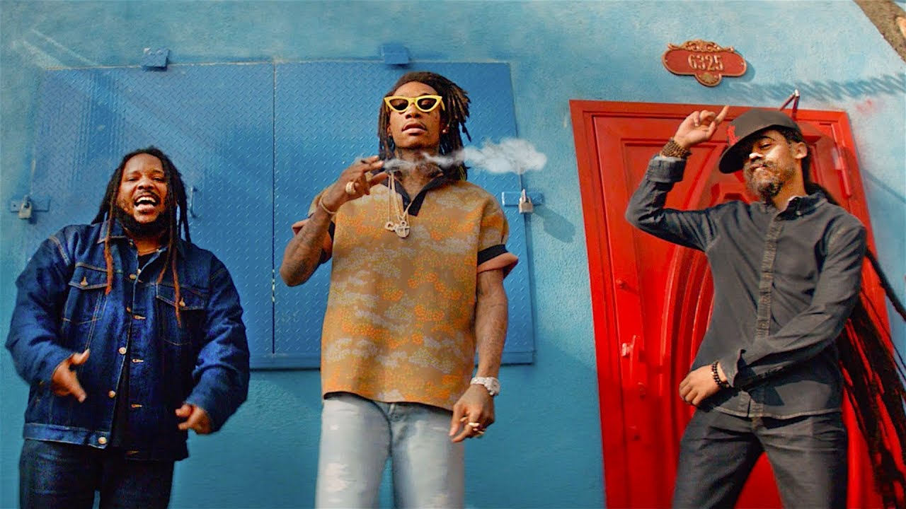 Damian Marley feat. Stephen Marley, Wiz Khalifa & Ty Dolla $ign - Medication (Remix) [4/27/2018]