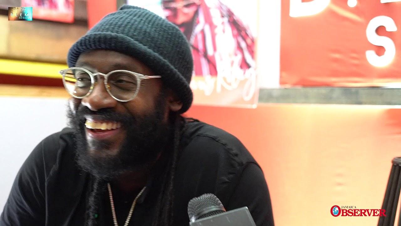 Tarrus Riley - B.L.E.M. Listening Session in Kingston, Jamaica [8/13/2019]