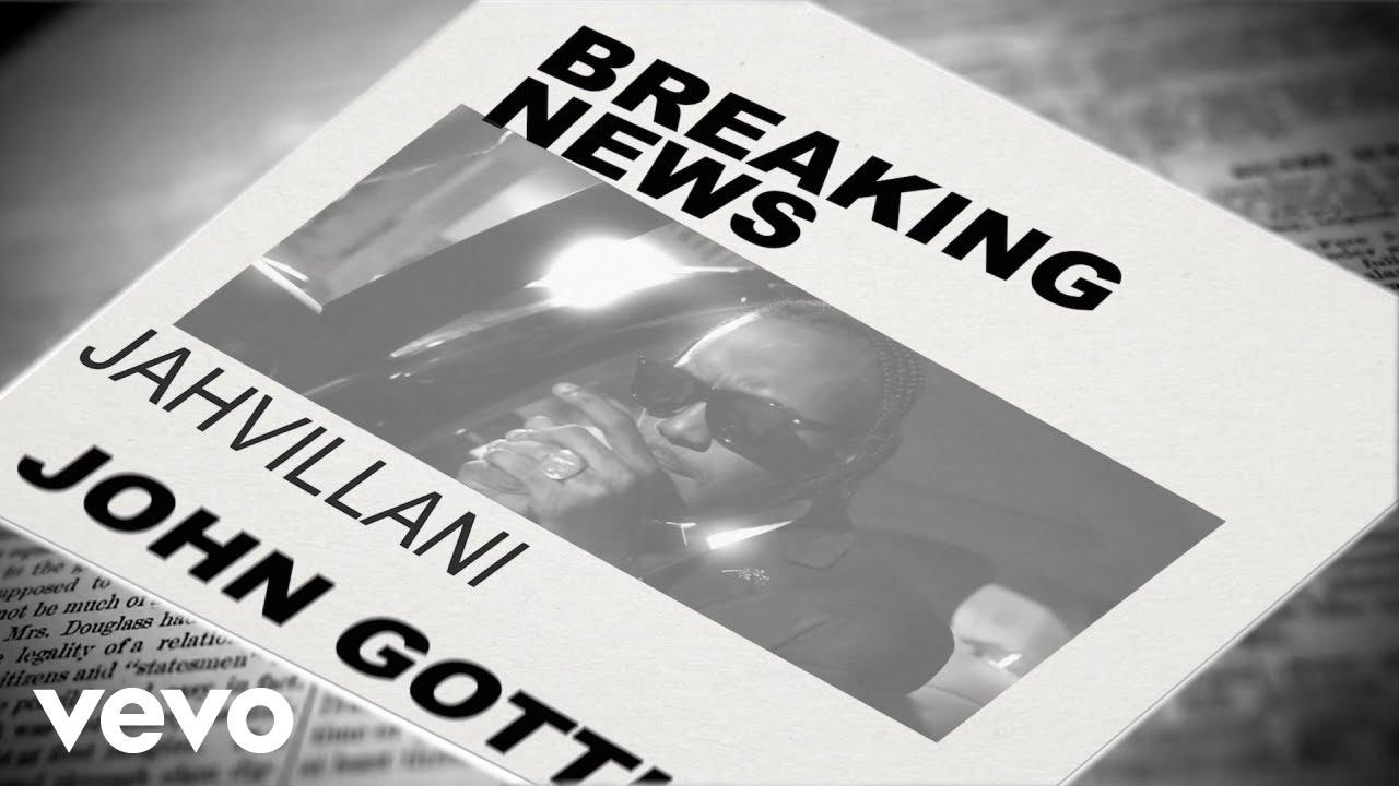 Jahvillani - John Gotti (Lyric Video) [3/15/2021]