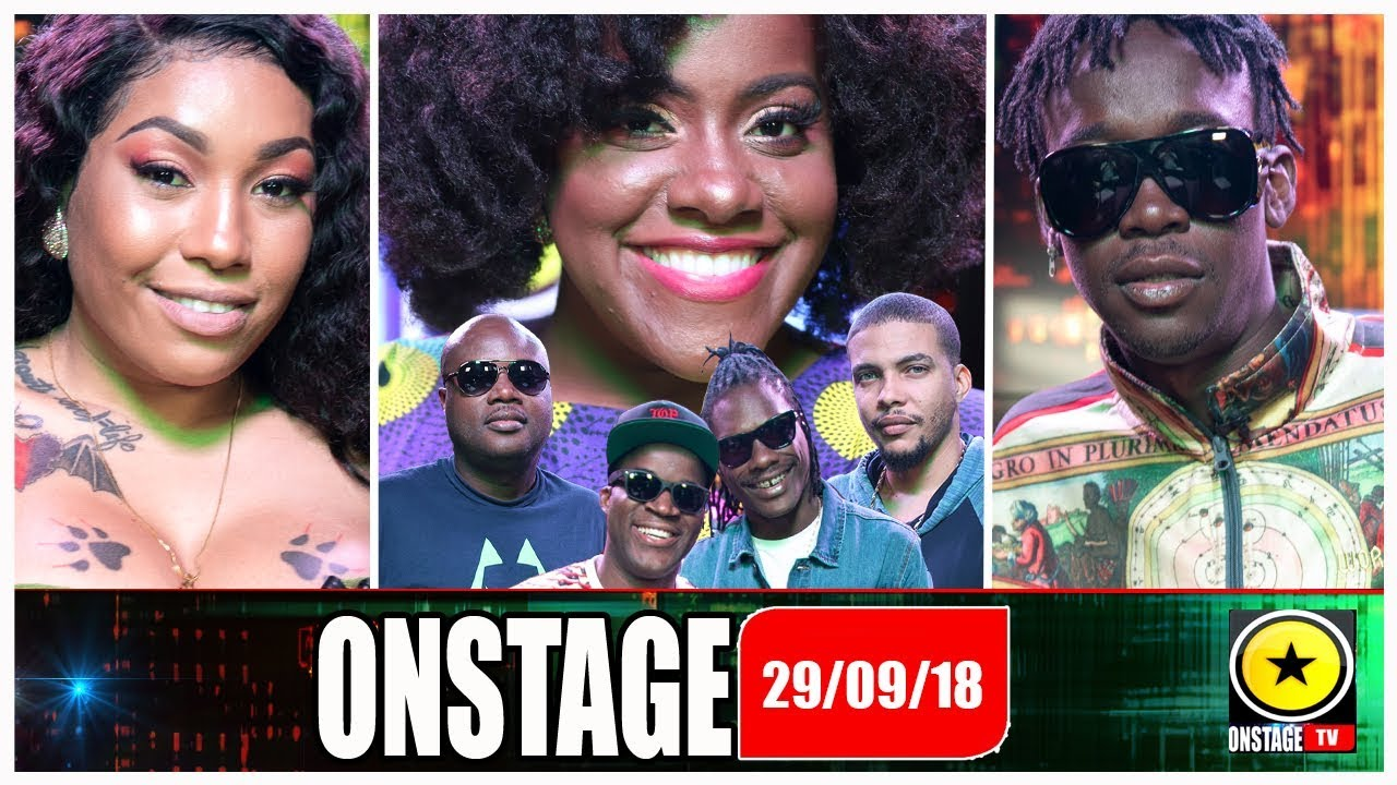 Etana, Chi Ching, Shauna Chyn and more @ Onstage (Full Stage) [9/29/2018]