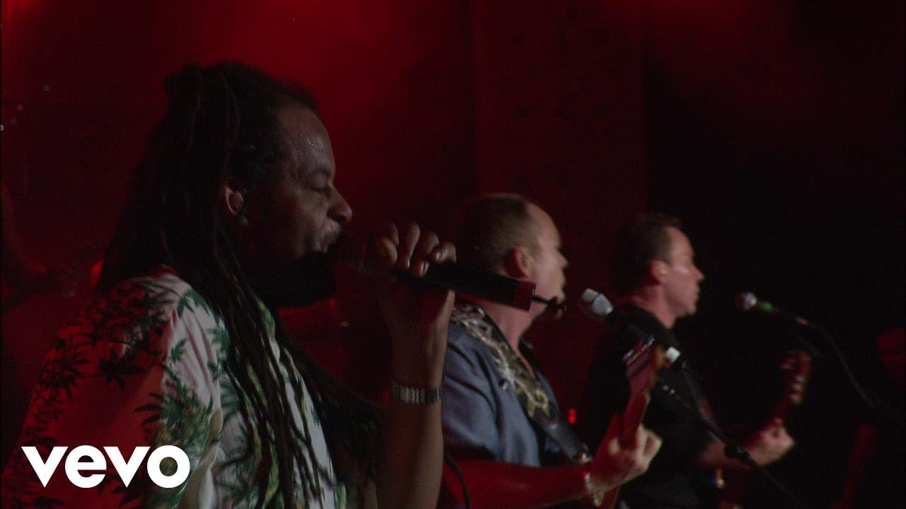 UB40 - Red, Red Wine (Live) [7/1/2007]