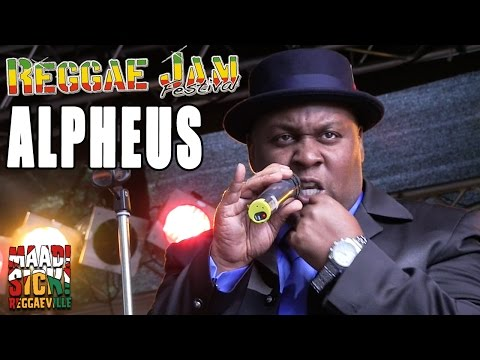 Alpheus - We Are Strong @ Reggae Jam 2015 [7/26/2015]