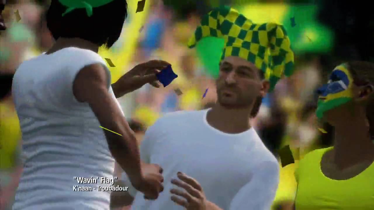 K'Naan @2010 FIFA World Cup Trailer [3/8/2010]